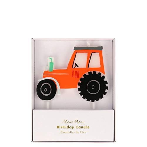 Meri Meri On The Farm Tractor Candle