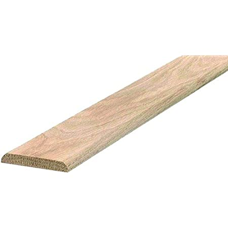 ADA 1//2 inch Solid Hardwood Interior Threshold in Red Oak 6 1//2 inches x 24 inches