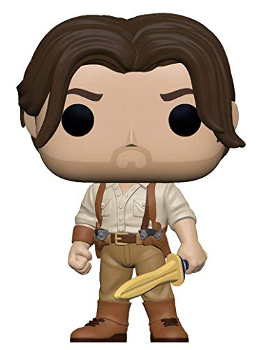 Funko Pop! Movies: The Mummy - Rick O'Connell