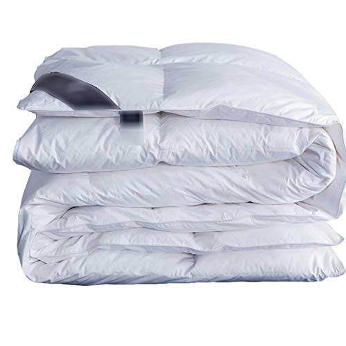 Learn More About fscz Duvet Quilt White Goose Down Light Comfortable Bedroom Bedding Quilt Winter Th...