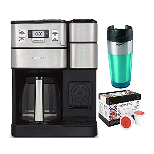 Cuisinart SS-GB1 2 IN 1 Coffee Center Grind and Brew &...