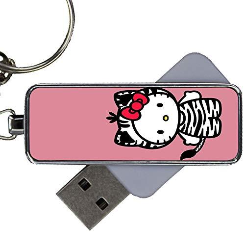 Avere Con Zebra 1 Utilizzare Per 8Gb Usb Flash Kid Protettivo Metallo