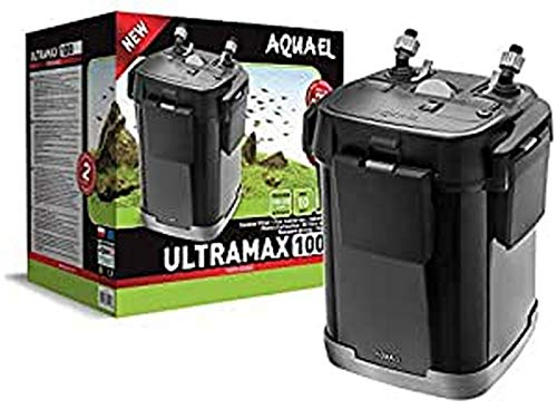 AQUAEL 120664 Filter ULTRAMAX 1000, schwarz, 6608 g