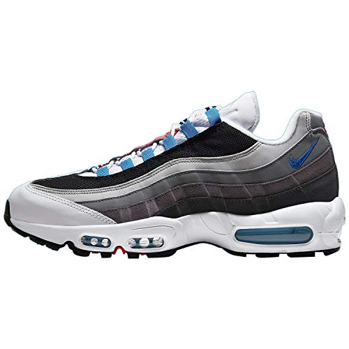 Nike Air Max 97 Qs Hombres, (Black/Multi-color-gunsmoke), 40.5 EU