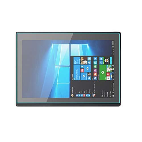 Lenovo MIIX 320-10ICR Screen Protector Tempered Glass Film GOGODOG [2 Pack] Anti-Fingerprint Crystal Clear 9H Hardness 10.1 Inch Transparent Premium Foil
