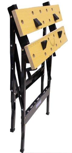 100 kg Werkbank Klappbar Werktisch Spanntisch Arbeitstisch Werkstatt - 2