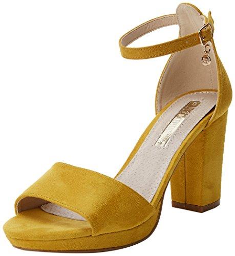 Zapatos amarillos de tacón alto para Mujer