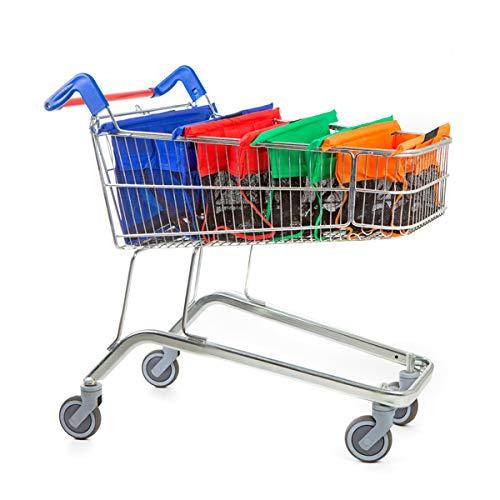 UPP Einkaufstasche Trolley Bag Express 4er Klettverschluss
