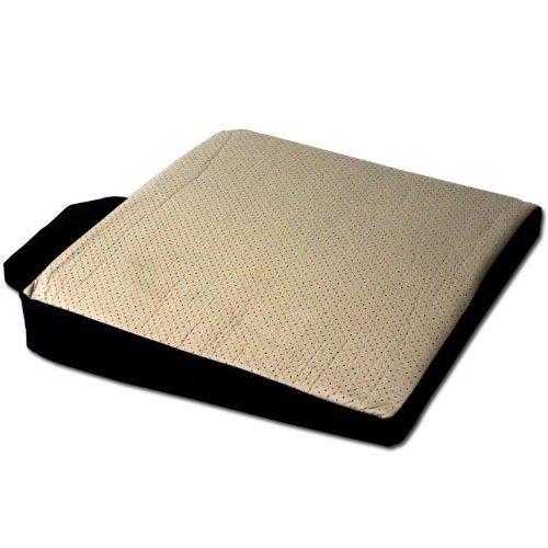 YupbizAuto - Cuscino di supporto per schienale e schienale in pelle sintetica
