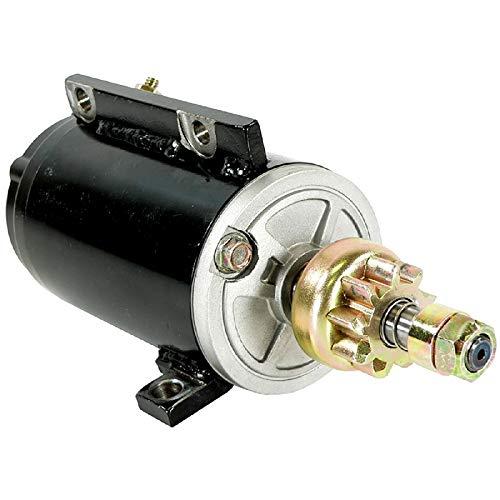 DB Electrical SAB0078 Starter For Omc Johnson Evinrude 583482, 585056, 586279, 5713 Mot2002L 18-5624, 40 50 Hp 1989-2001 5059240-M030SM 5704640-M030SM SM57046 2-2160 5713N 18-5624 MOT2002L 5389