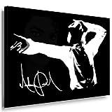 Michael Jackson Kunstdruck - 100x70cm k. Poster ! Bild