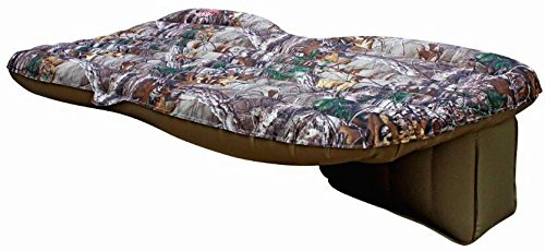 Pittman Outdoors AirBedz PPI CMO_TRKMAT Camo Inflatable Rear Seat Air Mattress for SUVs and Full-Size Trucks, 1 Pack