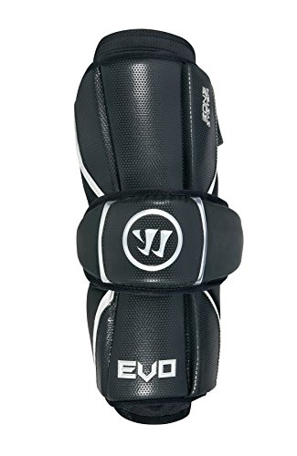Warrior Evo Arm Guard, Black, Medium