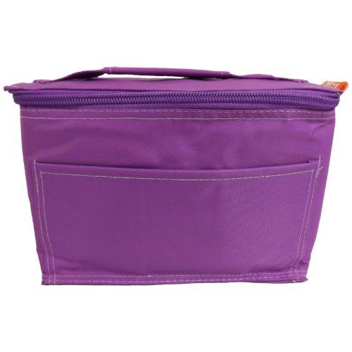DECOR papier, plastic, violet