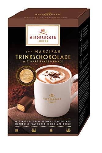 Niederegger Marzipan-Trinkschokolade, 10 Portionsbeutel,2er Pack (2x 250 g)