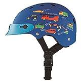 ブリヂストン(BRIDGESTONE) 幼児用ヘルメット colon(コロン) ブルー CHCH4652 B371252BU (頭囲 46cm~52cm未満)
