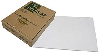Norpak F1215DEL, 12x15-Inch Wet Wax Paper Sheets, Waxed Wrap Deli Paper Sheets (5 Boxes/1000 sheets)