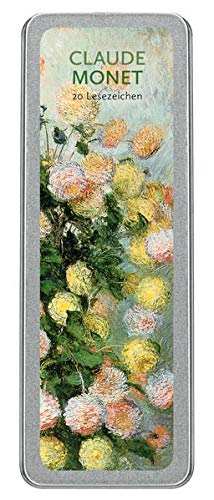 Claude Monet: 20 Lesezeichen