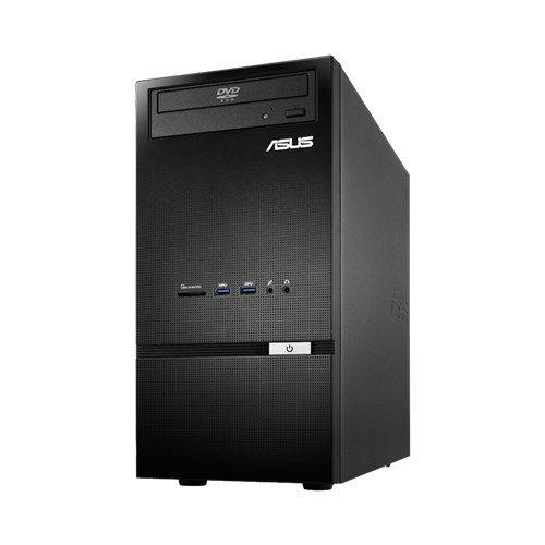 ASUS Pro Series D310MT-I341700054 PC 3,7 GHz 4ª generación de procesadores Intel® Core™ i3 i3-4170 Negro Mini Tower - Ordenador de sobremesa (3,7 GHz, 4ª generación de procesadores Intel® Core™ i3, 4 GB, 500 GB, DVD±RW, Windows 7 Professional)