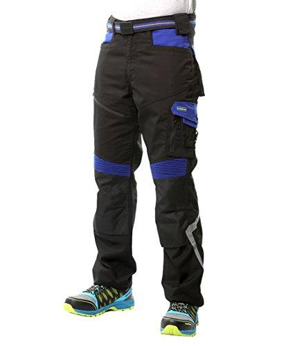 Goodyear, Workwear Flex-Knee Arbeitshose, Größe: W40/31L mit Kniepolster (GYKP006)