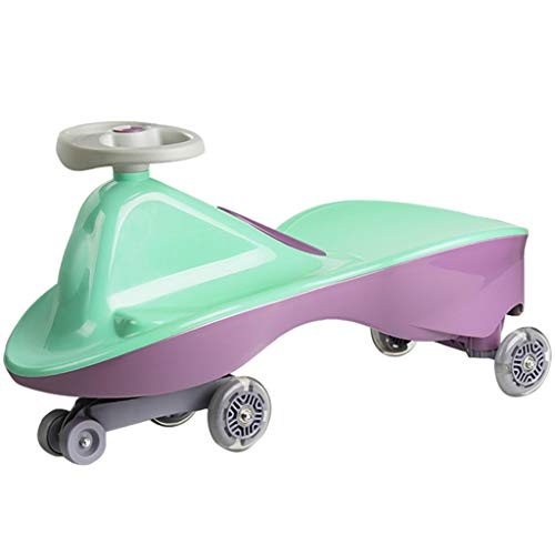 Learn More About LiRuShop Ride-On Toys Ride On Swivel Scooter Kids Wiggle Gyro Swing car Baby Stroll...