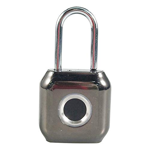 Huella Digital Candado Smart Lock Travel Equipaje Cajón De Equipaje Caja De Gabinete Puerta Anti-Robo Lock Smart Electronic Lock