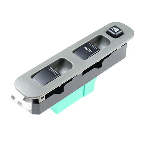 SHOUNAO Nuevo 37990-81A20 Auto Coche Repuestos Reemplazo Electric Master Controller Interruptores Power Window Switch Fit para Suzuki Jimny (Color : Gray)