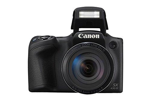 Canon Powershot SX430 is 45 Multiplier_x