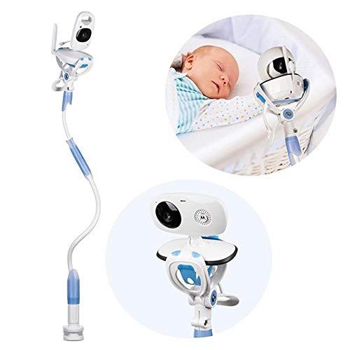 Hpybest Baby Monitor Romatlink Kid Camera Ondersteuning Mobiele Telefoon Ondersteuning Universele Roterende Ondersteuning Bed Luie Houder Stand Kwekerij Thuis Gebruik