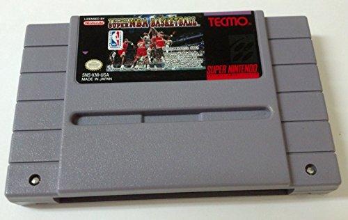 Super NBA Basketball - SNES GameplayPlay Video: Tecmo Super NBA Basketball - SNES Gameplay Tecmo NBA Basketball (Super Nintendo SNES)
