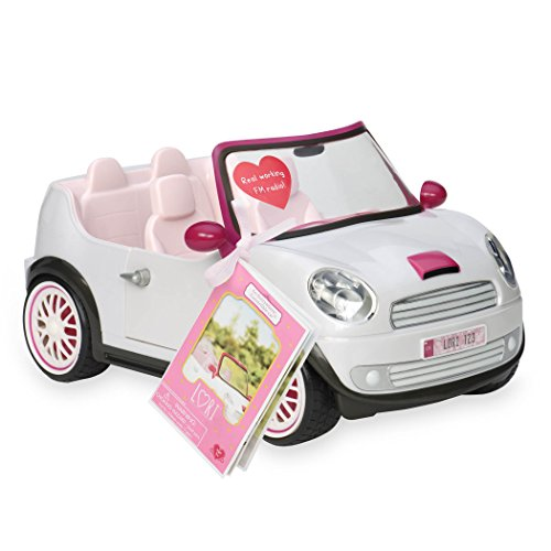 Lori Doll Go Everywhere Convertible Car