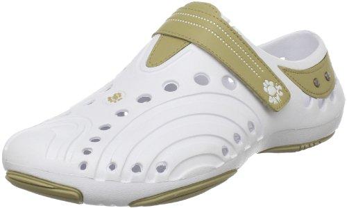 DAWGS Men's Spirit Shoes,White/Tan,17 M US