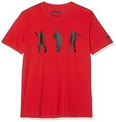 Fortnite Camiseta Cuello Redondo para Niños Oficial