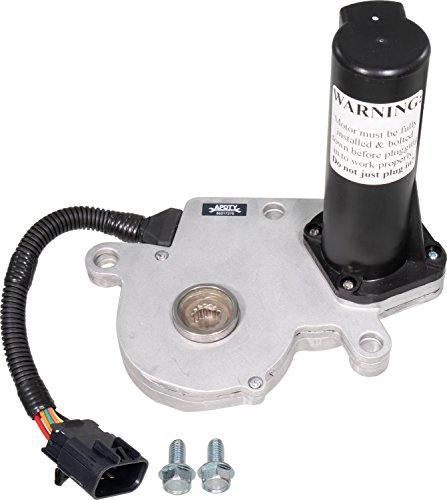 APDTY 711021 4-Wheel Drive 4WD 4x4 Shift Encoder Actuator Motor Fits Select Chevy GMC or Dodge Trucks w/NVG 136 236 246 Transfer Case (w/ NP8 RPO Code; Replaces 19125640 88962314 12384980 12584314)