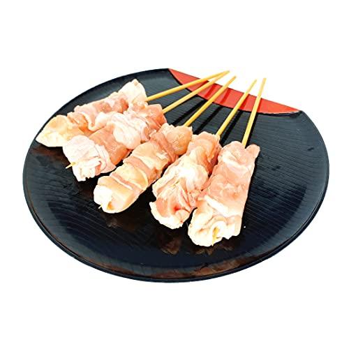 国産 焼き鳥 職人手作り モモ串 50本 (冷凍品)