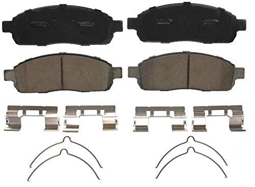 Wagner ZD1083 Ceramic Disc Brake Pad Set