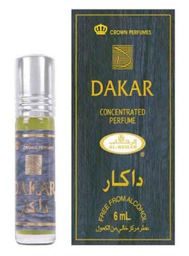 Al Rehab Dakar parfümöl - 6ml von al rehab