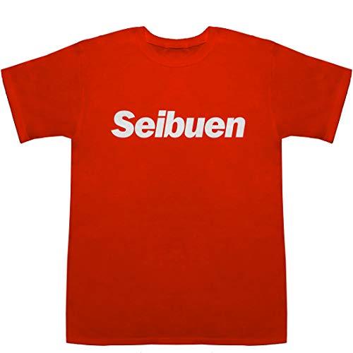 Seibuen 西武園 セイブエン T-shirts レッド M【貸切】【株主優待券】