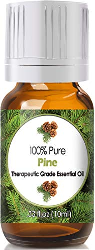 Pine Essential Oil for Diffuser & Reed Diffusers (100% Pure...