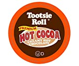 Tootsie Roll Hot Cocoa, Premium Creamy Hot Chocolate Pods, Compatible With 2.0 Keurig Brewers, 40 Count