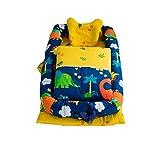PUDDINGT Baby Nido, 100% Algodón Orgánico/Lavable - Recién Nacido 0-24 Meses Saco de Dormir de Seguridad - 3 Piezas Set [Almohada/Edredón/Cama Pequeña]