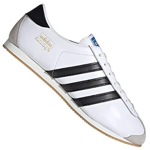 adidas Originals Training 76 SPZL - Zapatillas especiales Samba SL 72, color blanco EH3058, color Blanco, talla 40 2/3 EU