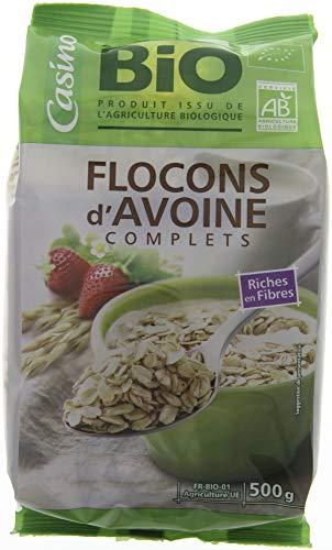 BIO Flocons d'Avoine Complets Biologique