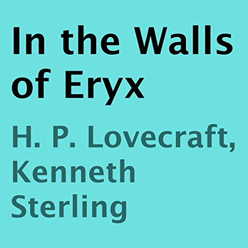 In the Walls of Eryx audiobook cover art