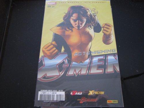 ASTONISHING X-MEN N° 25 (2007) comics vf