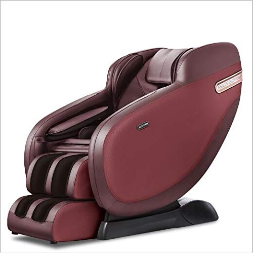 Review Full Body Massage Chair Electric Zero Gravity Luxury Space Capsule,Foot Roller, Shiatsu Recli...