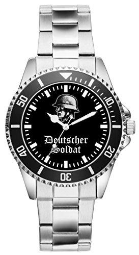 Soldat Geschenk Artikel Bundeswehr Uhr 2146