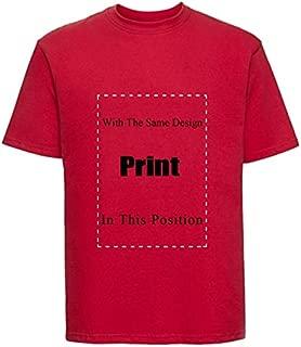 Bonsai I Love ing Japan Cute T Shirt Tee100% Cotton Summer Mens Summer Tops Tees T Shirt Funny Print T Shirts:Red, XL