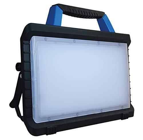 Tibelec 348960 bouwplaatskoplamp, zwart
