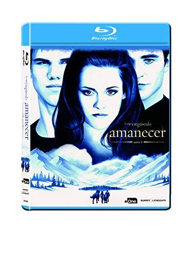 Crepúsculo: Amanecer Parte 2 Ed 10 Aniversario Blu-Ray [Blu-ray]